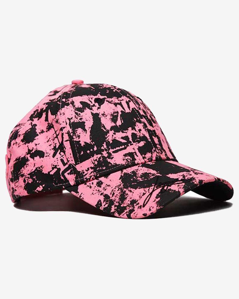 P4H Pink Camo Cap