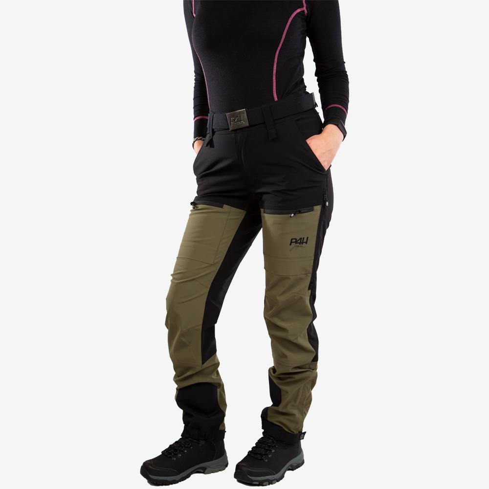 p4h power pants green, dam