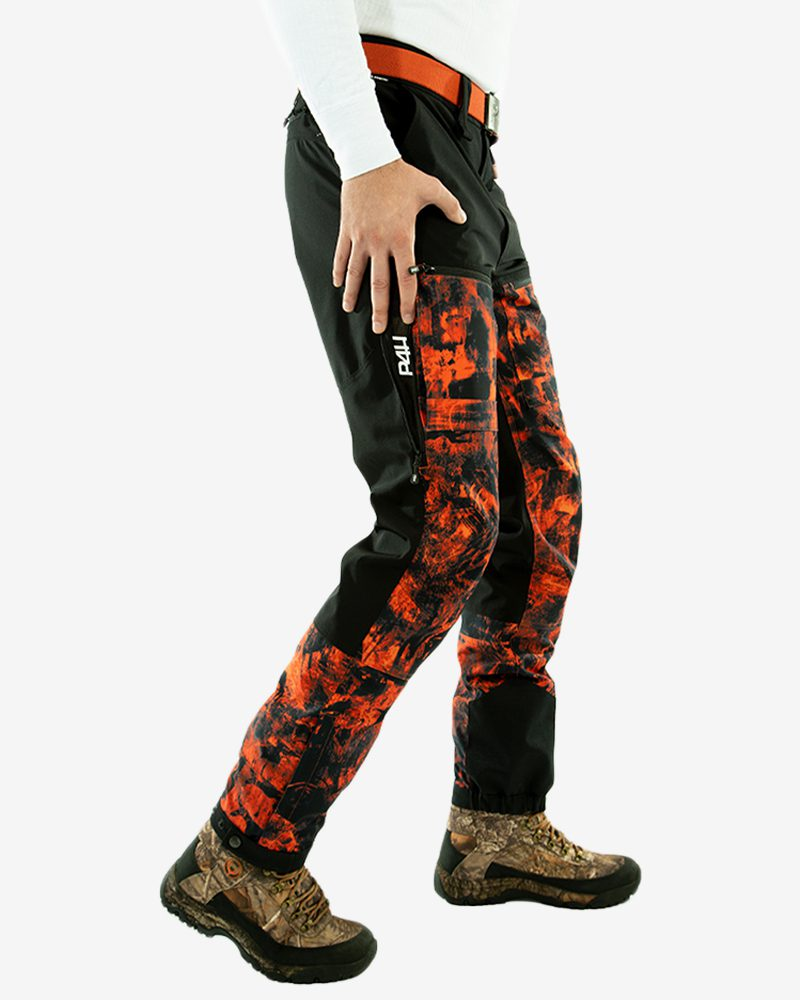 p4h power pants, blaze camo