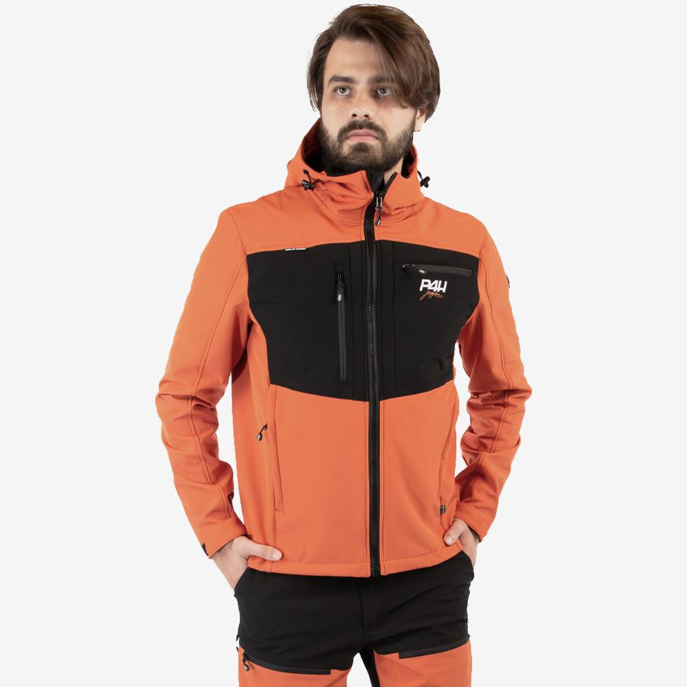 p4h extreme hybrid jacket, rusty