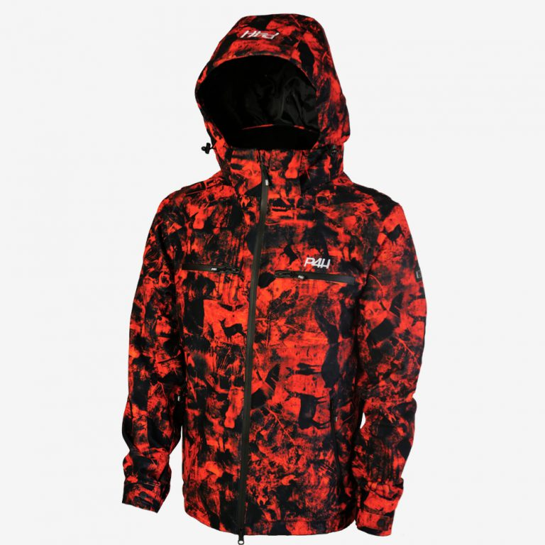 p4h hunters elite jacket, blaze