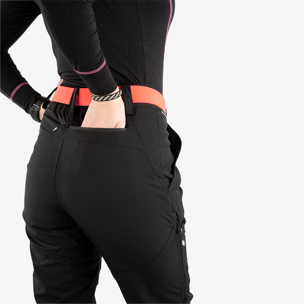 p4h power pants black, dam
