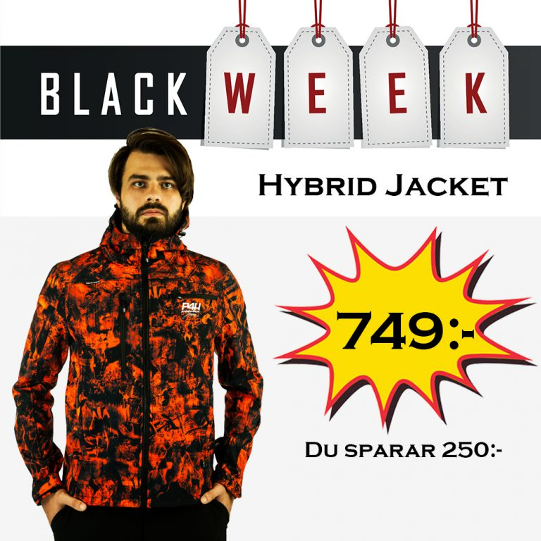 p4h extreme hybrid jacket blaze camo, herr