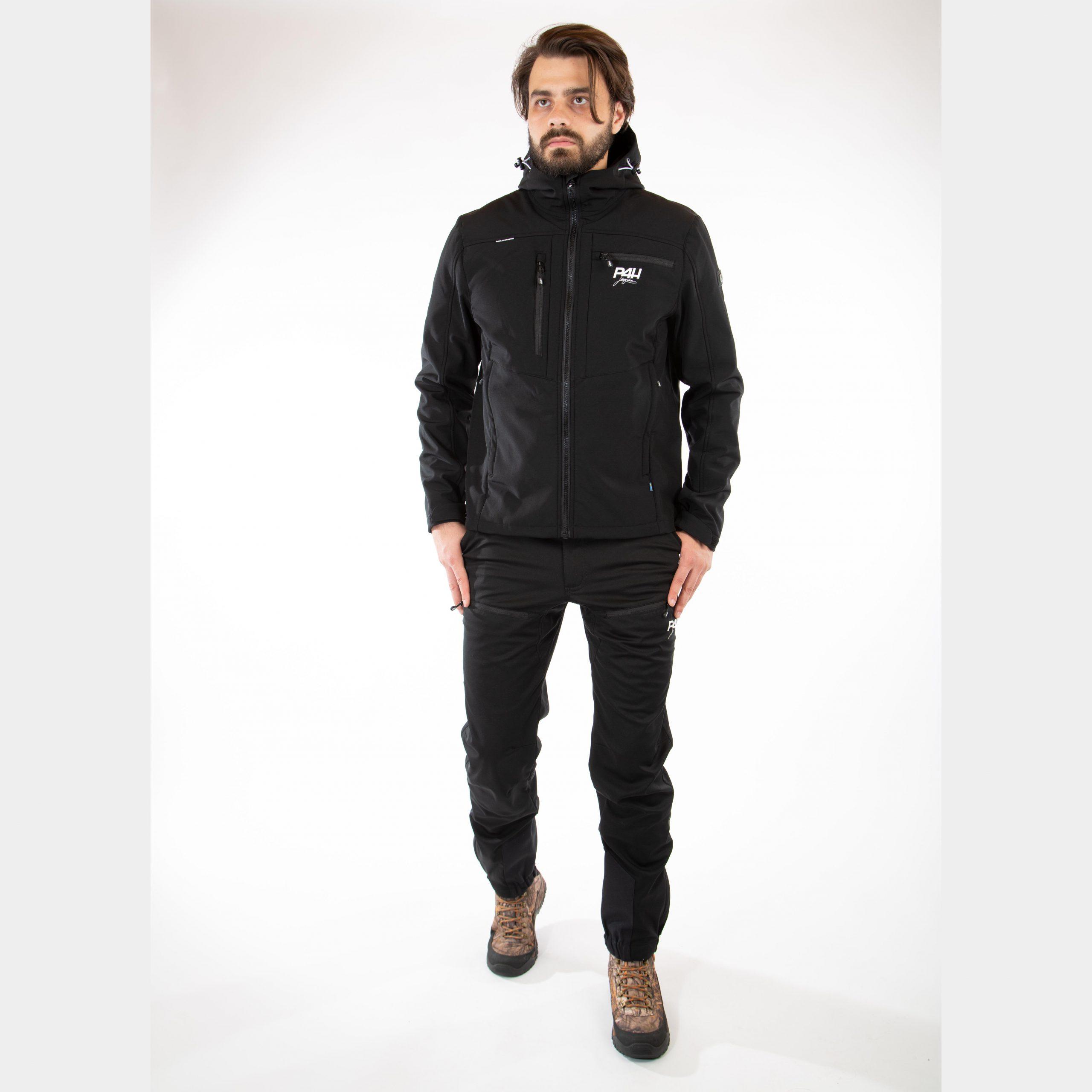 p4h flexy pants, black