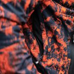 Jaktjacka Softshell, supreme jacket blaze camo, herr
