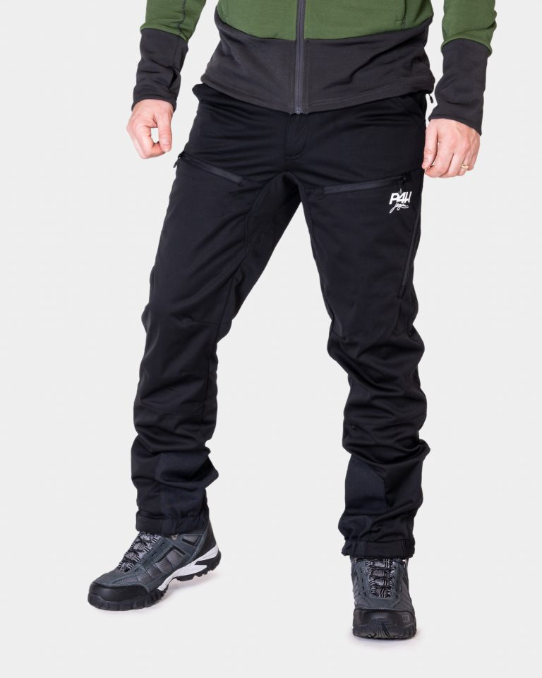 Friluftsbyxa Stretch, Flexy Pants, Black