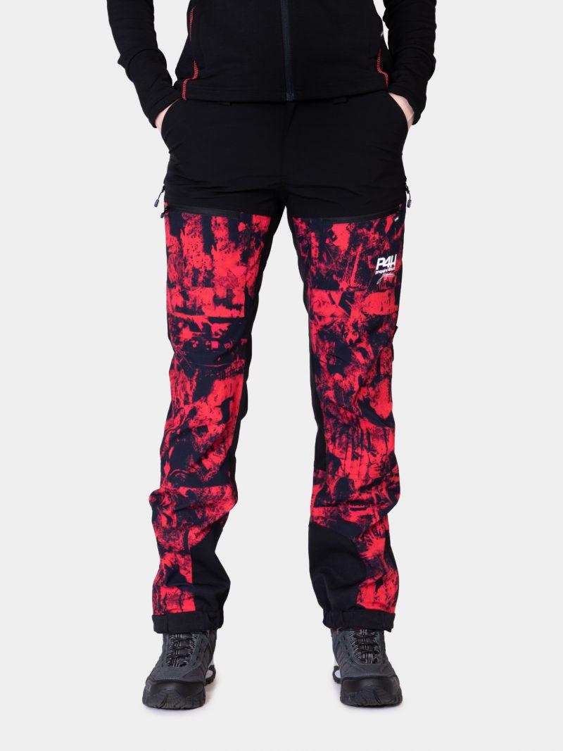 p4h power pants pink camo, dam