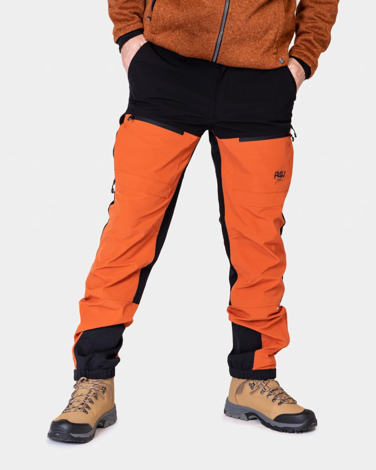 Friluftsbyxa Stretch, power pant rusty, herr