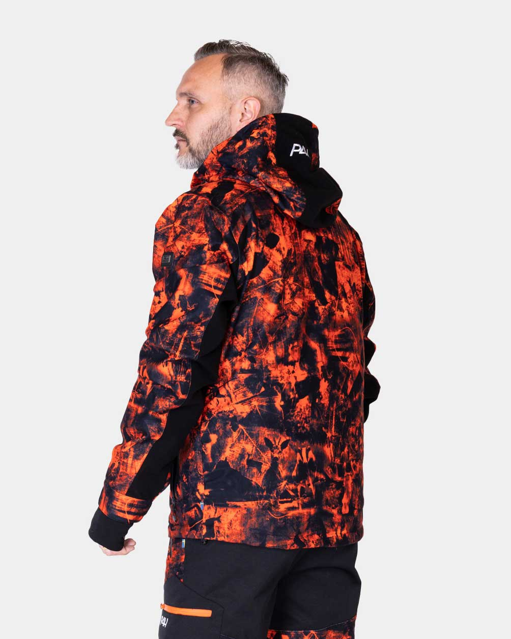 P4H Hunters Elite Jacket, Blaze Comb