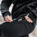 Friluftsbyxa Stretch, Flexy Pants, Black