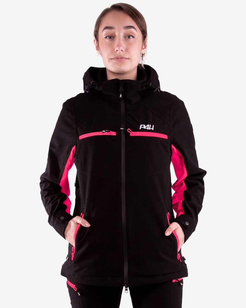 p4h hunters elite jacket black, dam