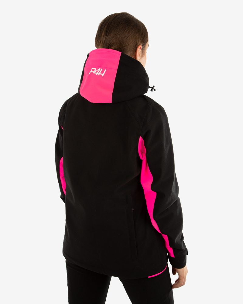 p4h hunters elite jacket black, dam
