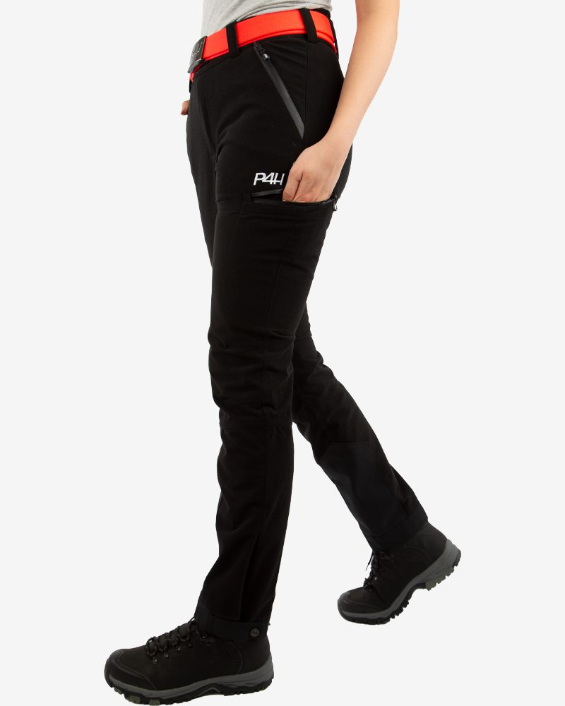 p4h hunters elite pant black, Dam