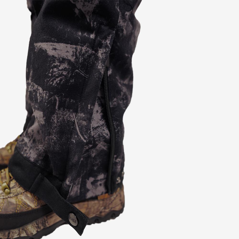 P4h Hunters Elite Pant Black Camo Herr