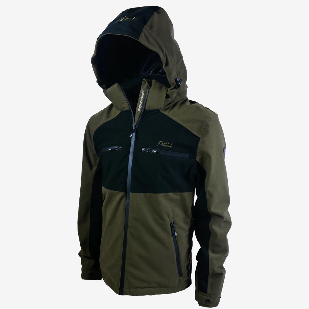 p4h hunters elite jacket, Green