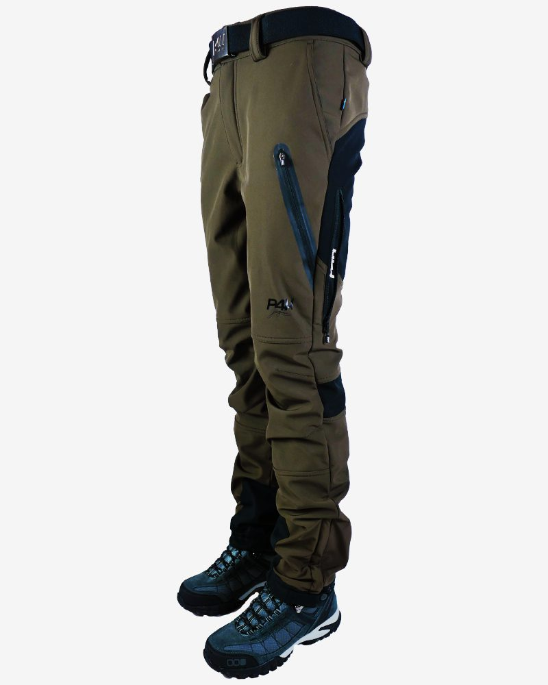 P4h Supreme Pants, fleecefodrad byxa