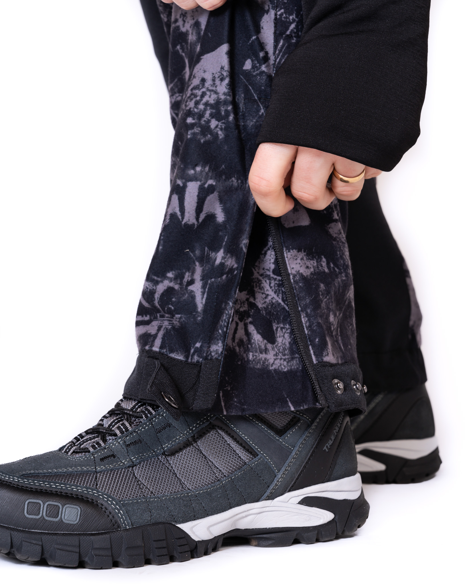 Jaktställ Camouflage Herr, Hunters Elite Black Camo