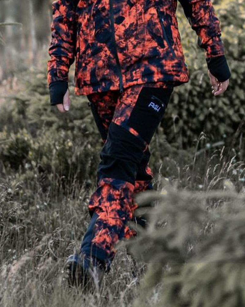 Jaktbyxor dam, hunters elite orange camo